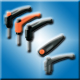Clamp levers